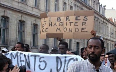 Crise migratoire : l'information en tranche