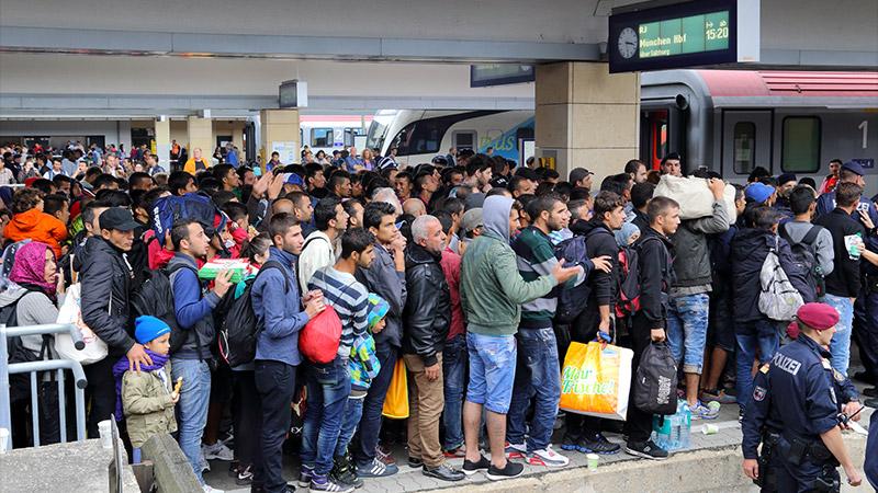 [Dossier] Les réfugiés : une chance pour l'Allemagne ?