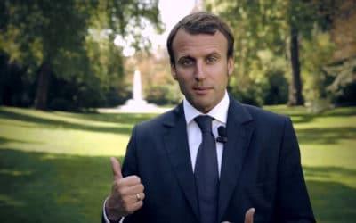 Emmanuel Macron et les médias : l'amour parfait