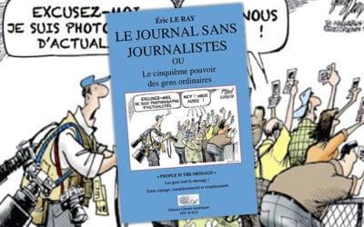 Le cinquième pouvoir ou le journal sans journalistes