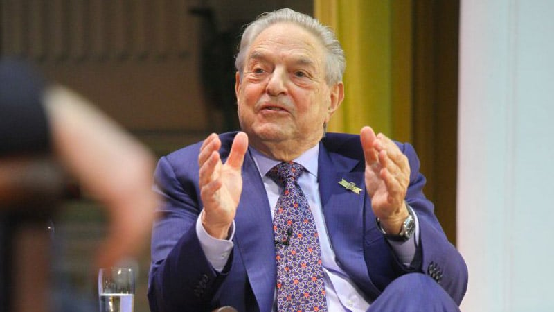 Les médias mainstream effrayés par la perspective d'un front anti-Soros ?