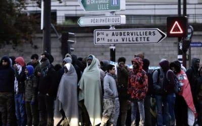 Les femmes, une espèce en voie de disparition au cœur de Paris. Qu'en pensent les médias ?