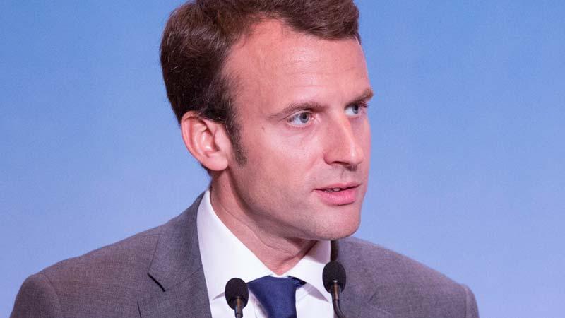 Michèle Marchand, la « papesse » de la presse people au service des Macron