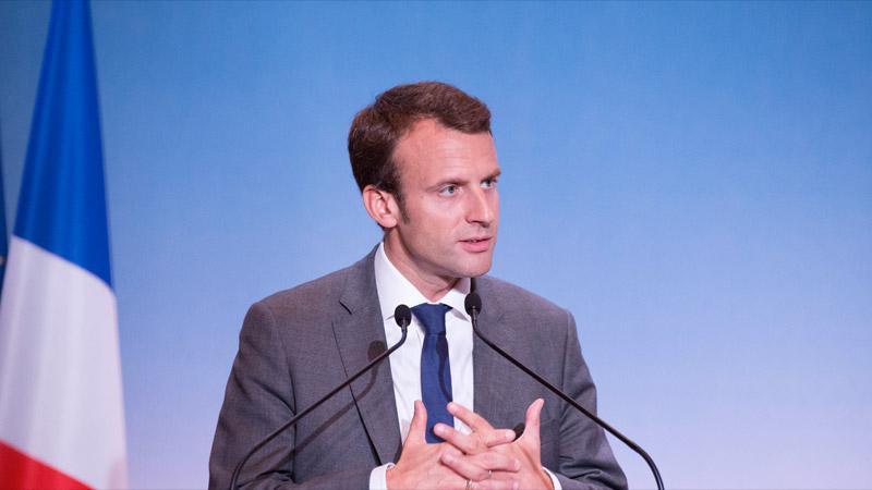 France 2 et BFMTV en extase devant l'intronisation de Macron