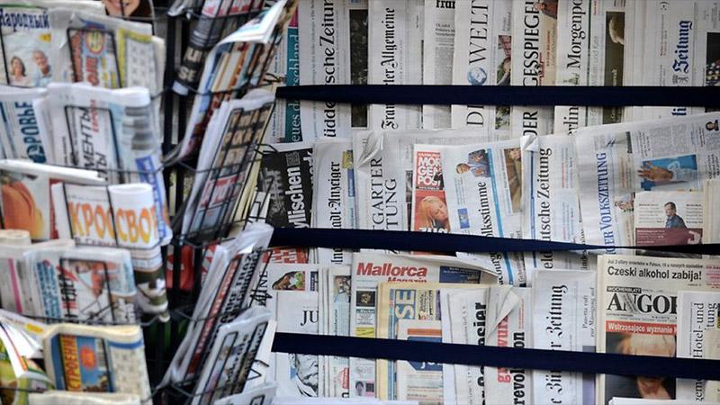 [Dossier] Les médias allemands sont-ils plus sérieux qu'en France ? L'exemple Trump