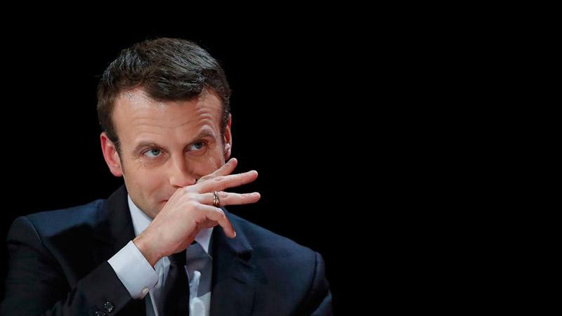 Macron et les médias russes. Réaction d'un enfant gâté ?