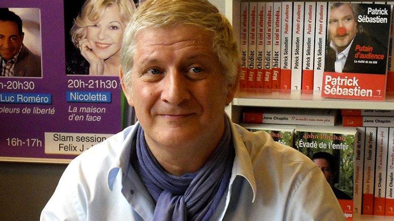 Patrick Sébastien en colère contre la direction de France Télévisions
