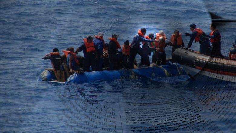 La crise des migrants dans les médias pendant l'été 2017 : toujours plus !