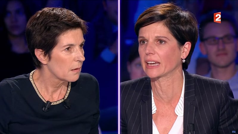 Christine Angot, capricieuse médiatique