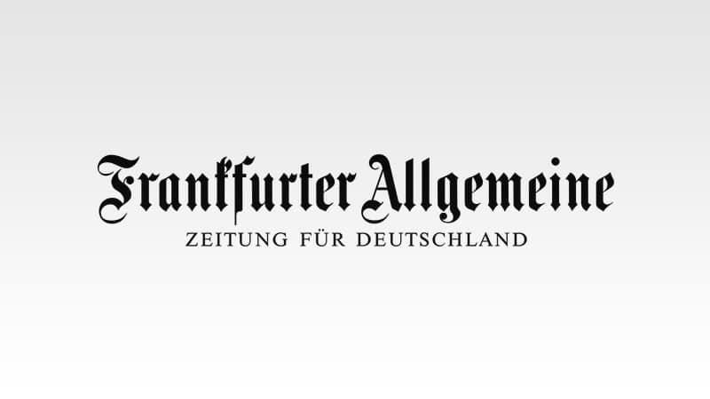Un exemple de politiquement correct allemand : la FAZ