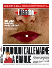 Libération, 26/09/2017