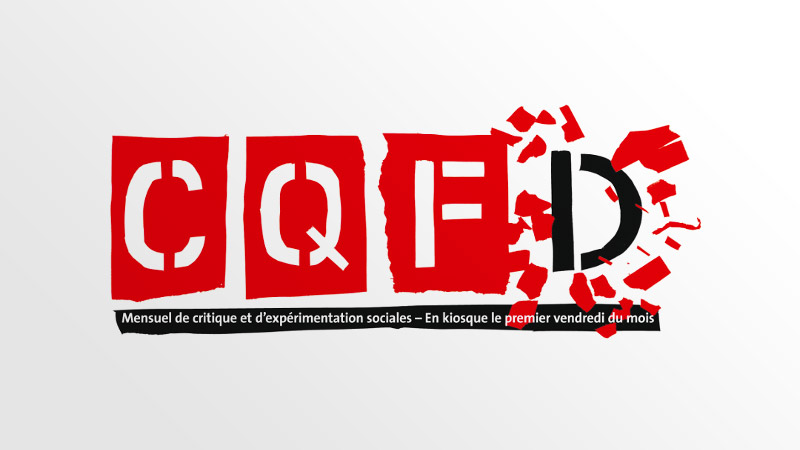 CQFD, le mensuel de l'extrême-gauche, crie famine