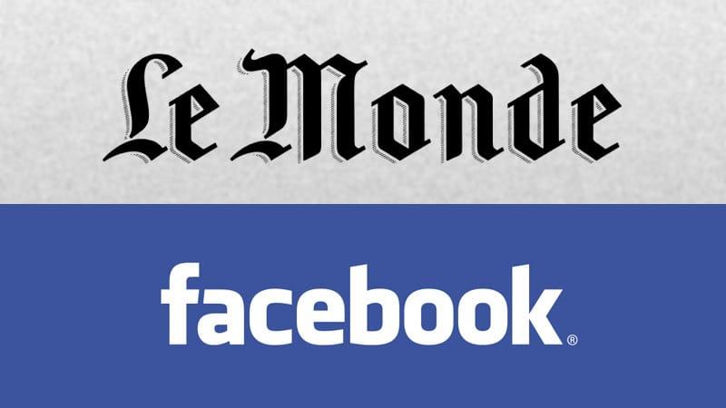 Le Monde et Facebook : même combat pour la censure sur la toile