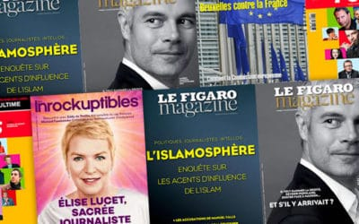 Hebdomadaires et mensuels : que lit-on à la Une des magazines ? (1)