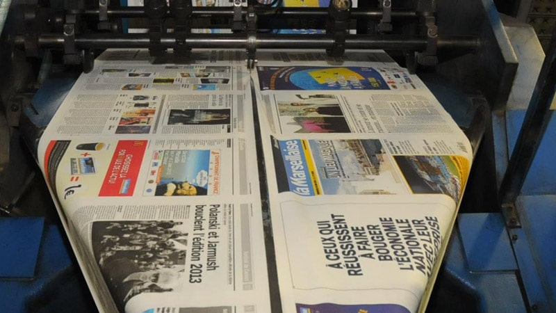 Le journal communiste La Marseillaise à nouveau dans la panade, tombera-t-il aux mains de Mélenchon ?