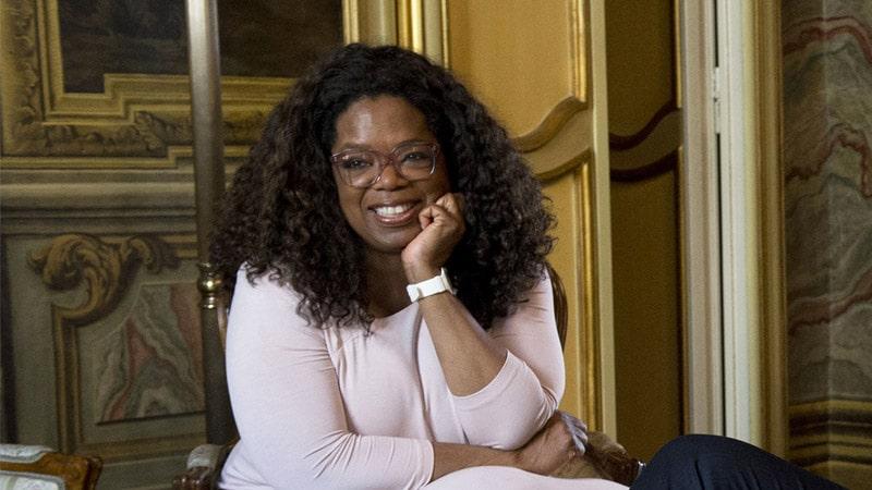 Oprah Winfrey : me too, je veux être présidente ? Les médias en pâmoison