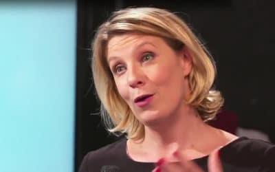Aude Rossigneux quitte le Média, brutalité et crise denerfs