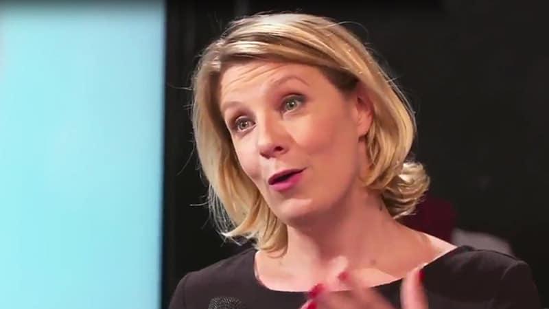Aude Rossigneux quitte le Média, brutalité et crise de nerfs