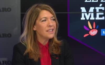 La PDG de France Médias Monde n'a pas transmis sa déclaration de patrimoine, elle est virée