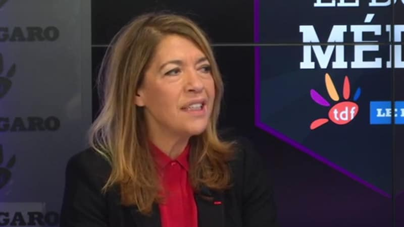 La PDG de France Médias Monde n