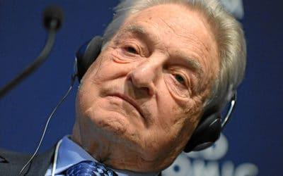 Soros demande à l'Union Européenne de « réguler les réseaux sociaux »