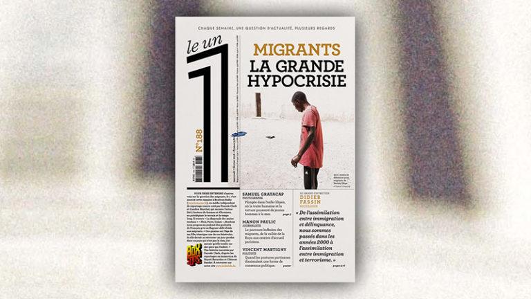 Le magazine Le 1 va au Boxsons, stalinosphère.com