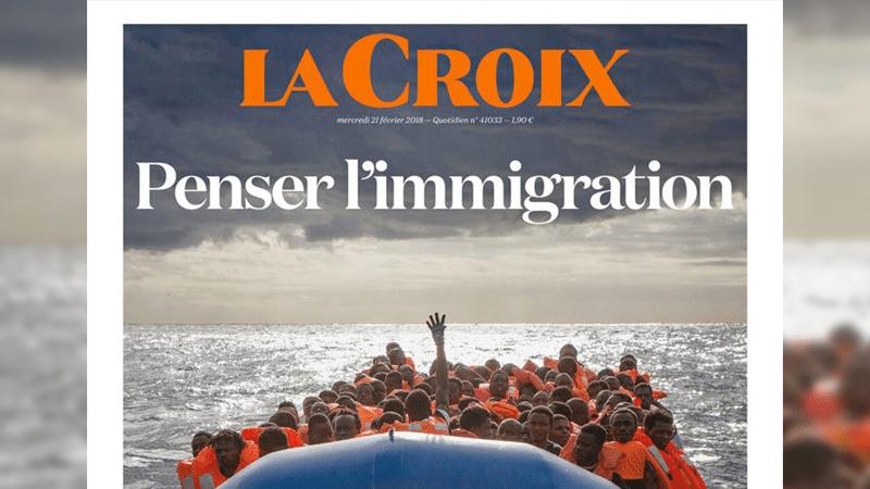Les migrants de La Croix : culpabiliser les européens