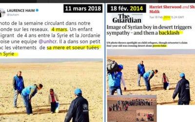 Laurence Haïm, ancienne porte-parole de Macron, prise la main dans le sac de fabrication de fausse nouvelle