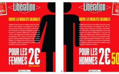 """Journée internationale des femmes : Libération en plein """"bad buzz"""" pour sa double tarification"""