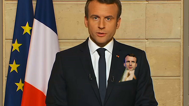 emmanuel macron pr sente ses excuses russia today et sputnik la nsa soup onn e de. Black Bedroom Furniture Sets. Home Design Ideas