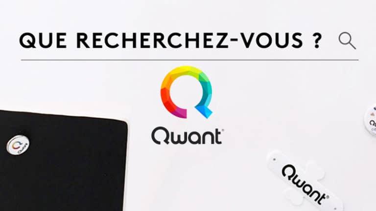 Vous recherchez la discrétion sur Internet : adoptez Qwant, l'anti Google !