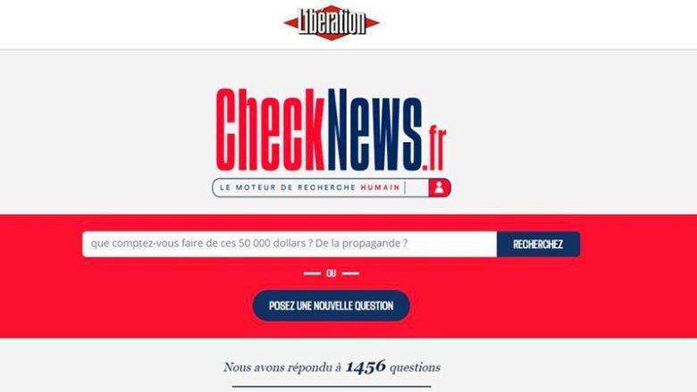 Poisson de mai ! Libération… à l'avant-garde de la lutte contre les fake news