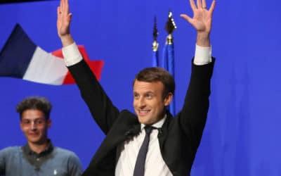 Fichiers d'adresses utilisés à fin électorale : Macron comme Cambridge Analytica