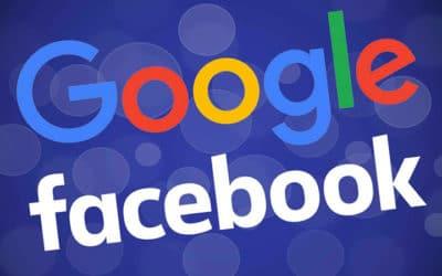 Publicité en ligne : Google et Facebook raflent tout