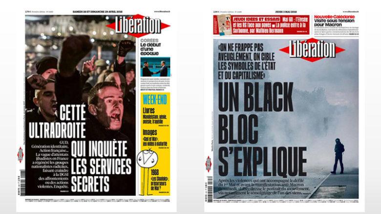 Libération ou la presse idéologique