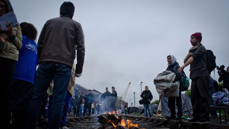 La crise migratoire devient « la crise de l'accueil des migrants » dans les médias, analyse sémantique janvier/avril 2018