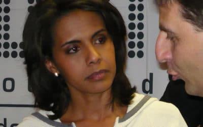 Tribune libre: Audrey Pulvar s'affirme contre la liberté d'expression des blancs