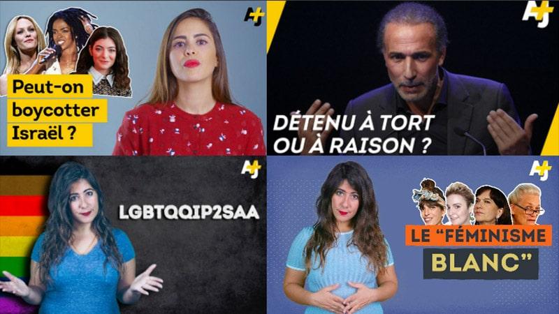 Al Jazeera lance AJ+ en France