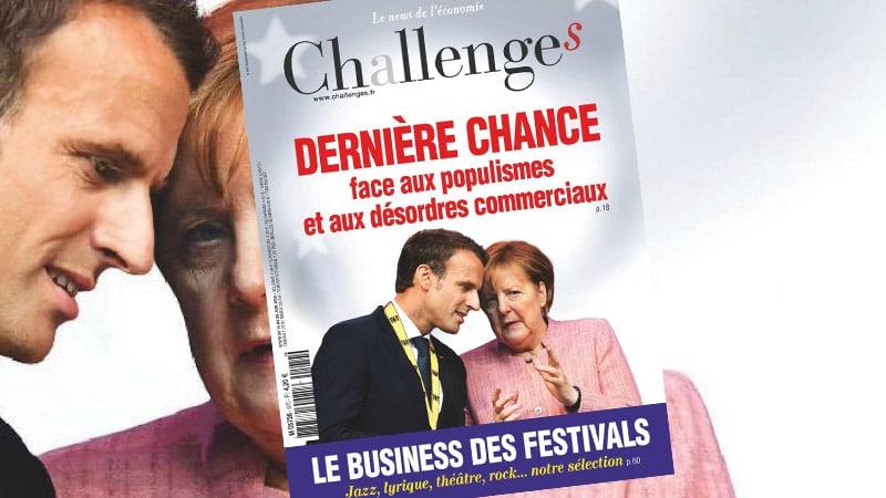 Contre les populismes, Challenges a trouvé la solution : le business des festivals