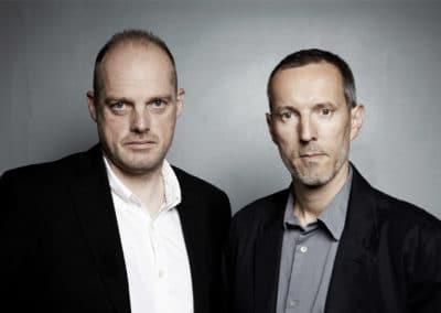 F. Lhomme et G. Davet