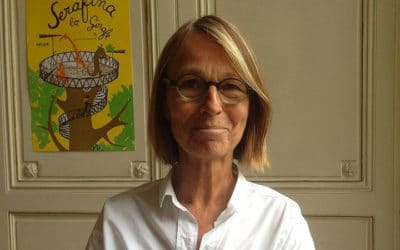 L'Ojim offre 1984 à Françoise Nyssen, ministre de la culture