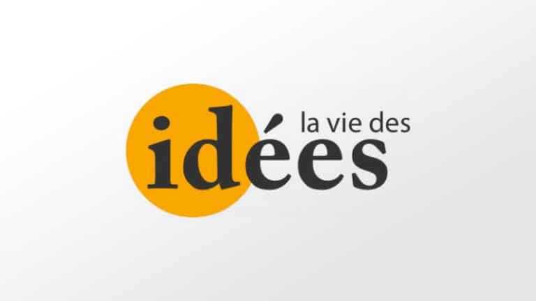 La gauche intellectuelle en ligne 1/2 : La Vie des Idées