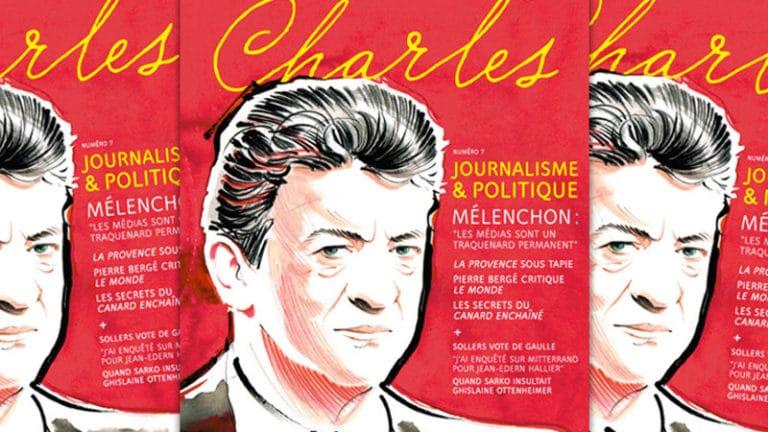 Le magazine trimestriel Charles disparaît