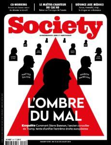 Society (28 juin-11 juillet) où le fascisme qui viendrait (encore ? Ça n'arrête pas)