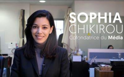 Sophia Chirikou, de LFI à BFM
