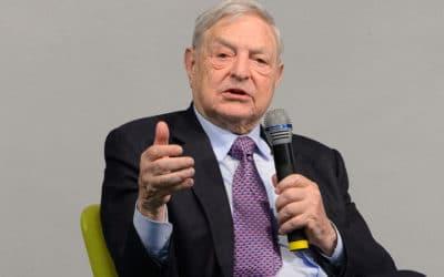 Des liens entre George Soros et la Compagnie deJésus?