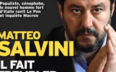 Salvini dans L'Express : la grande peur est-elle en marche ?