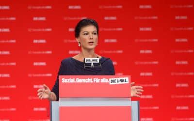Une gauche sans migrants, le mouvement Debout en Allemagne. Qu'en disent les médias français?