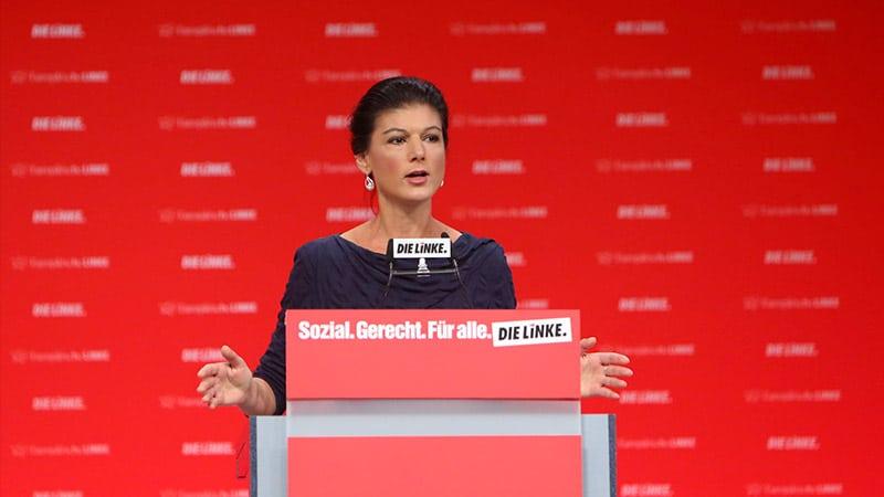 Une gauche sans migrants, le mouvement Debout en Allemagne. Qu'en disent les médias français ?