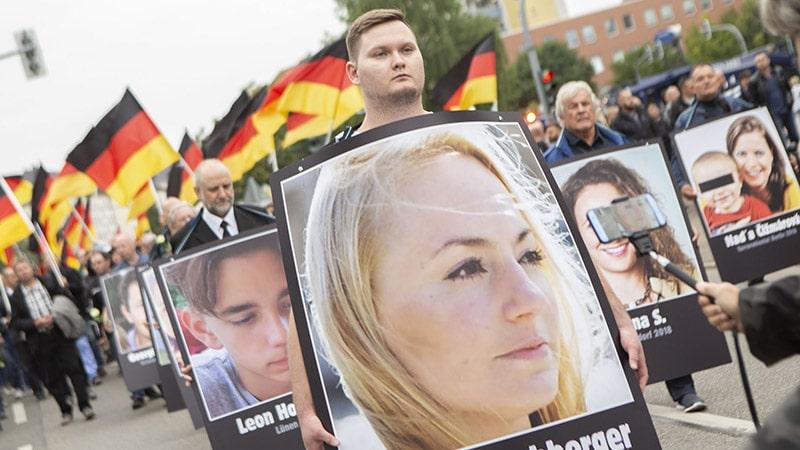 Les médias français et les manifestations de Chemnitz : une colère illégitime, forcément illégitime